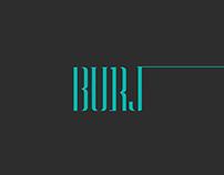 Burj Typeface
