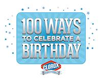 100 Ways to Celebrate a Birthday