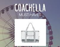 Coachella 2013 Email Blast