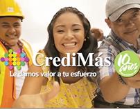 CREDIMAS TVC EL SALVADOR