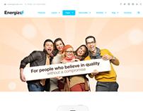 Energizo | Premium Responsive Multi-Purpose Theme