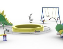 PLAYGROUND TOY DESIGN