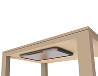 Space Heater- Kotatsu