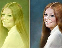 Photo Restoration and Image Retouching | Photoshop work