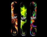 Kicker Snowboards