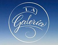 """Logo """"La Galería"""""""