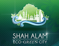 PROJECT : City Branding - Shah Alam
