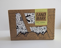 Package Design | LANDMARK Craft Oatmeal