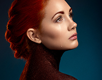 Verdiana - Makeup: Sara Gionetti - Photo:ManuelTarquini