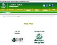 Fine Arts - AIM