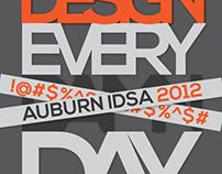 Auburn IDSA Shirt Design 2012-13
