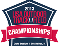 USA Outdoor Track & Field Championships Logo