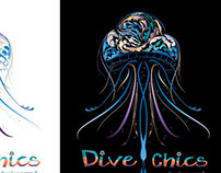 More Dive Chics Shirt Designs