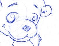 Bear (doodle)