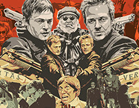 The Boondock Saints 15th Anniversary Poster Series #1