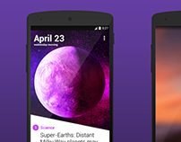 Yahoo News Digest app for Android