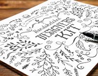 Hand-sketched Designer's Mega Kit