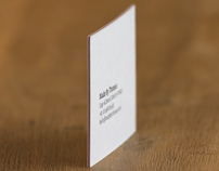 Made By Thomas -  Business Card