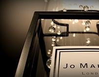 Jo Malone - Visual Merchandising Project