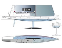 America's Cup Yacht Design by François Chevalier