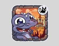 Dragon Tifon Game Art