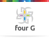 Four G   Logo Template