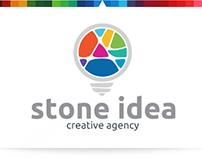 Stone Idea   Logo Template
