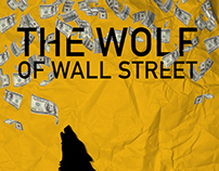 The Wolf of Wall Street 'Promotional Film Posters'