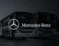 Mercedes-Benz [leaflets - bus range]