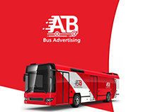 Bus Advertising Company Identity