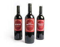USA TODAY: Happy Boss's Day Wine Bottles