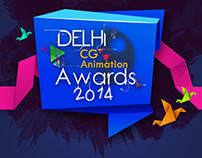 Delhi CG Animation Awards 2014