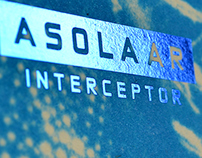 "Asolaar ""Interceptor"" CD"