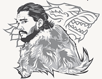 Game Of Thrones Fanart