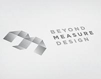 Beyond Measure Design // Rebrand