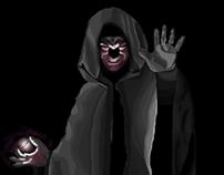 Xzar Character Design