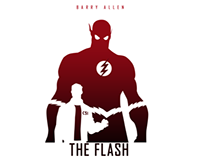 The Flash (Barry Allen) - Fan Art