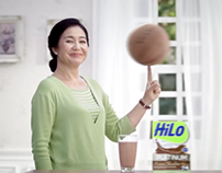 TV Commercial HiLo Platinum Aunt Bety