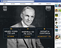 Henry Ford 150th Anniversary