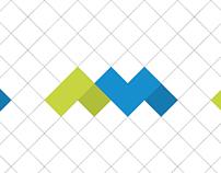 Web company logo