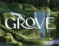 Grove Modern Display Font