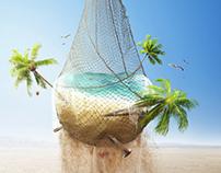 LAN - Caribbean Promotional Ad