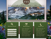 Premier Vacation Spot Website (Drupal) and Logo