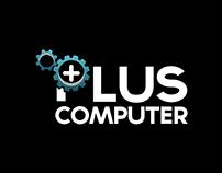 Plus Computer Logo