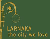 T-Shirts for Larnaka