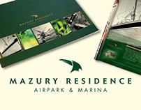 Mazury Residence - Branding