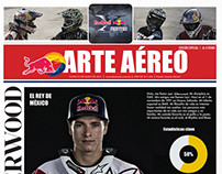 Arte Aéreo, Red Bull X-Fighters 2014