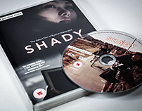 Shady - DVD Packaging
