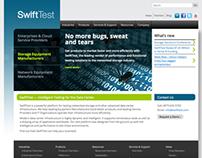 SwiftTest Website Redesign