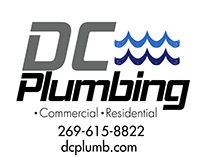 Logo design for DC Plumbing